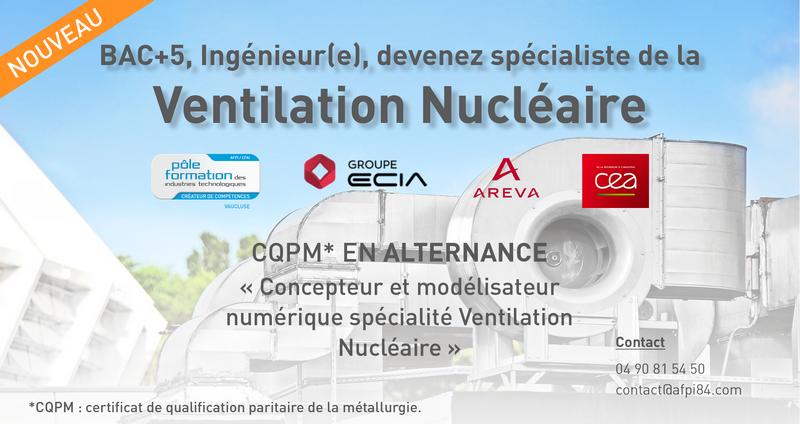 ventilation nucléaire