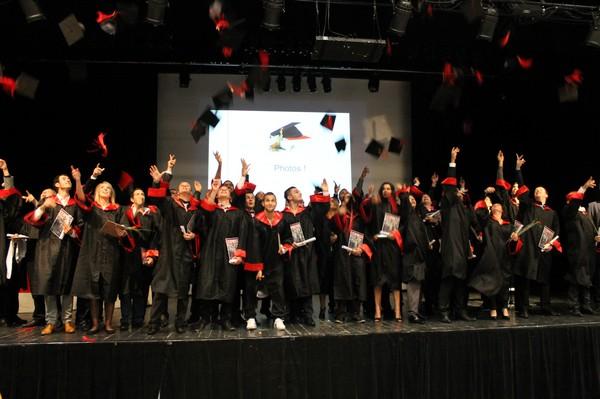remise diplômes 2012